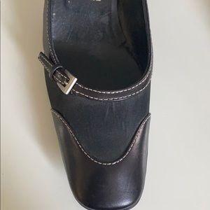PRADA kitten heel shoes